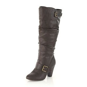🌿Rampage Eldi High Black Boot Size 7.5🌿